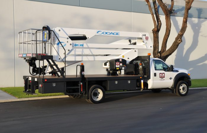Aerial Lifts, Bucket Trucks, Booms, Cranes – Sales and
